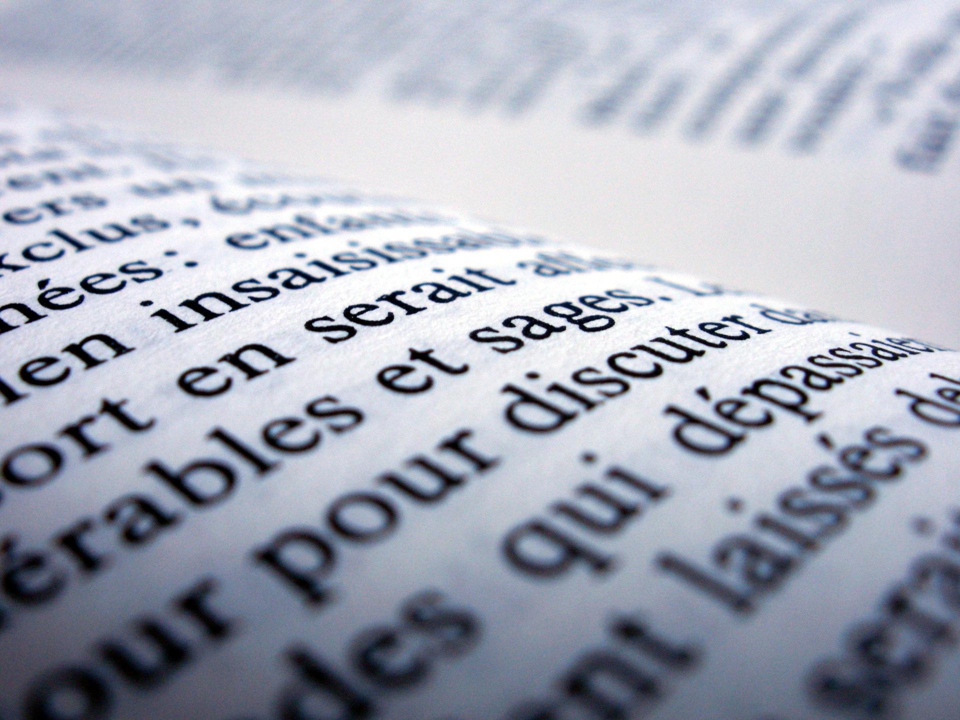 Najpopularniejsze zapożyczenia z francuskiego