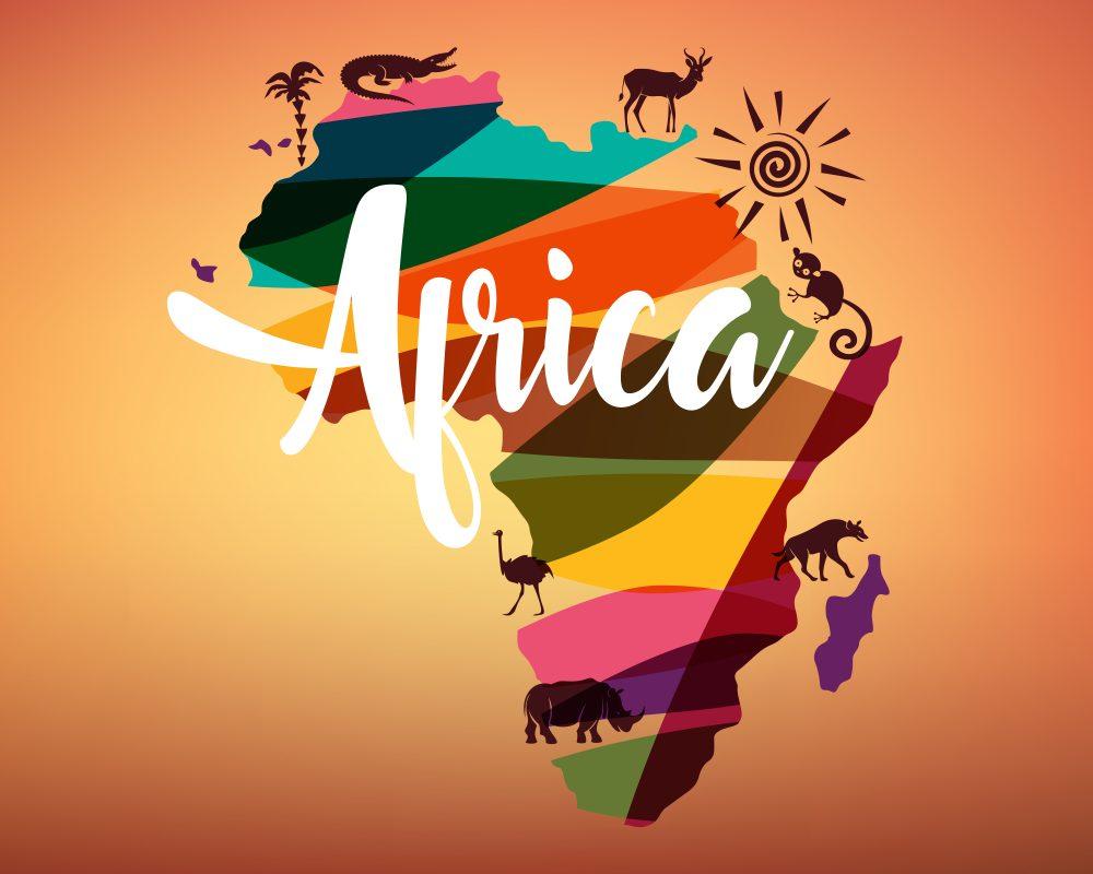Ogromna różnorodność. Podział języków urzędowych w Afryce